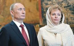 Giải mật chuyện tình vợ chồng tổng thống Putin