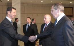 Syria chấp nhận giao nộp vũ khí hóa học