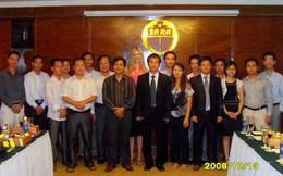 Tập đoàn Sara bổ nhiệm kế toán trưởng 25 tuổi