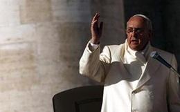 Time bình chọn Đức Giáo Hoàng Francis là Nhân vật của năm