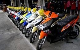 Doanh nghiệp xe máy: Hết nạc vạc đến xương