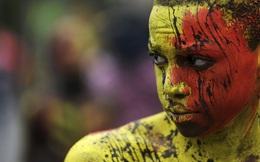 Sặc sỡ như sắc màu lễ hội hóa trang khắp nơi trên thế giới