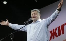 Ông trùm chocolate đắc cử Tổng thống Ukraina