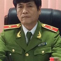 Vụ án liên quan cựu Cục trưởng C50 Nguyễn Thanh Hóa