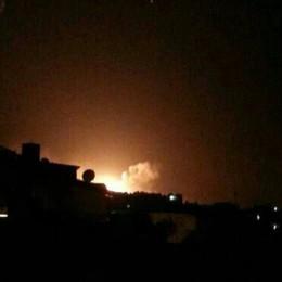 Mỹ và đồng minh tấn công Syria