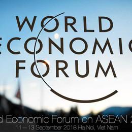 Diễn đàn Kinh tế thế giới về ASEAN 2018: Tinh thần doanh nghiệp và cách mạng 4.0