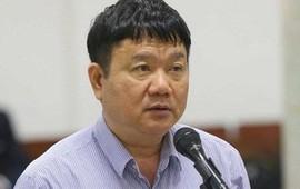 Ông Đinh La Thăng: Bị cáo chưa mất trí nhớ, bị cáo đã chỉ đạo thoái vốn tại Oceanbank