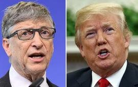 Bill Gates: Tổng thống Trump đã hỏi tôi virus HIV và HPV khác nhau ra sao!