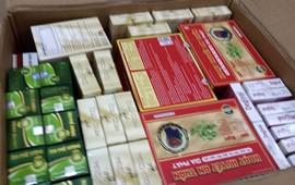 Thu giữ hơn 1.000 hộp thực phẩm chức năng không rõ nguồn gốc