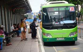 Tp.HCM: Đề xuất tăng giá vé xe buýt thêm 1.000 đồng/lượt