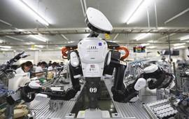 Nhà máy thông minh tại Hải Phòng, công nghệ của Viettel, FPT và hai câu hỏi của Giáo sư Úc về tương lai ngành AI của Việt Nam