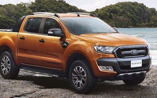 Hơn 17.000 xe Ford Ranger và Fiesta mắc lỗi bị triệu hồi tại Việt Nam