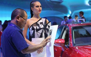 Trước Tết, sức mua ôtô vẫn giảm