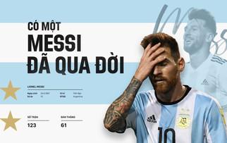 Có một Messi đã qua đời