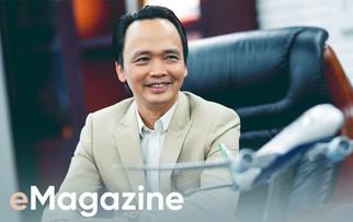Chủ tịch FLC Trịnh Văn Quyết: Tôi thấy vận hành hãng hàng không dễ hơn làm bất động sản!