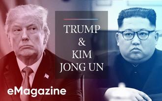 Duyên nợ giữa ông Trump và ông Kim Jong Un: Từ cay nghiệt, nhạo báng tới cái bắt tay lịch sử