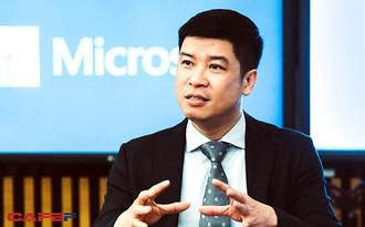 Tổng giám đốc Microsoft Việt Nam: Người Việt có khả năng nắm bắt công nghệ ở nhóm tốt nhất thế giới!