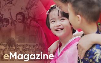 Ký ức ngọt ngào về Triều Tiên của ngôi trường mẫu giáo đặc biệt ở Hà Nội