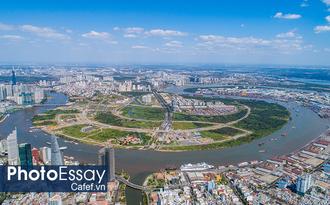 Diện mạo hai bờ sông Sài Gòn tương lai nhìn từ loạt siêu dự án tỷ đô, khu vực trung tâm giá nhà lên hơn 1 tỷ đồng/m2
