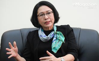 """Nữ Viện trưởng đầu tiên của CIEM: Bối cảnh kinh tế khó lường chính là """"sức ép tích cực""""!"""