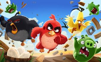 Angry Birds – từ trò chơi điện tử gây sốt đến đế chế tỉ đô