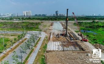 TP.HCM: Thúc tiến độ bàn giao mặt bằng để xây dựng cầu Thủ Thiêm 2