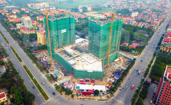 Sắp lên thành phố trung ương, thị trường BĐS Bắc Ninh đang phát triển quá nhanh, đất nền đô thị thanh khoản cao