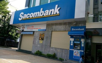 Sacombank lãi trước thuế hơn 1.300 tỷ đồng trong 9 tháng đầu năm, tỷ lệ nợ xấu giảm mạnh