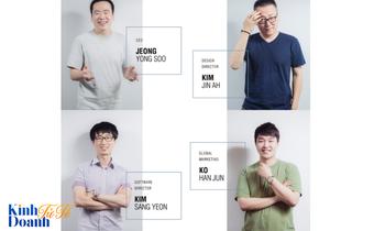 """Triết lý """"đặt niềm tin vào con người"""" giúp một dự án C-lab của Samsung trở thành startup thành công rực rỡ"""