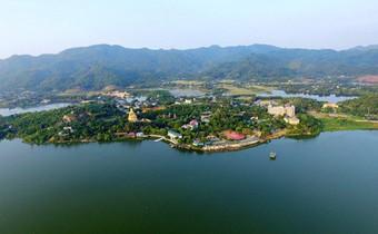 Hồ Núi Cốc sẽ là trung tâm du lịch sinh thái, vui chơi giải trí cao cấp