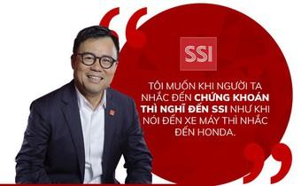Công ty Chứng khoán SSI: Từ thương hiệu trở thành biểu tượng