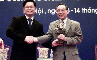 Chủ tịch VCCI Vũ Tiến Lộc: Cố Thủ tướng Phan Văn Khải - người trả lại tên cho cộng đồng doanh nhân Việt
