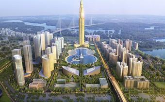Cận cảnh về siêu đô thị thông minh hơn 4 tỷ USD Nhật Tân – Nội Bài trong tương lai