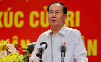 Chủ tịch nước: Có nhiều phần tử xấu lợi dụng Luật Đặc khu, An ninh mạng để kích động gây rối ở Bình Thuận