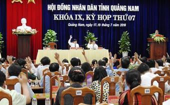 Miễn nhiệm chức danh Ủy viên UBND tỉnh Quảng Nam đối với ông Lê Phước Hoài Bảo