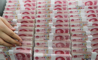 Nhân dân tệ lao dốc sau khi Trung Quốc điều chỉnh tỷ giá mạnh nhất 2 năm
