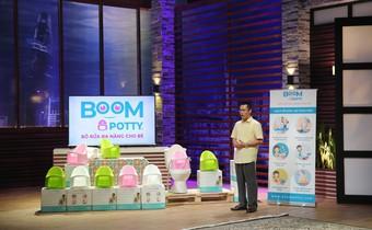 """""""Người bố của năm"""": Muốn giúp vợ chăm con, phát minh ra bô đa năng giúp vệ sinh bé dễ dàng, huy động được 2,5 tỷ từ Shark Liên"""