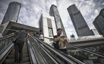 Tình trạng văn phòng trống tại Trung Quốc cao kỷ lục trong một thập kỷ
