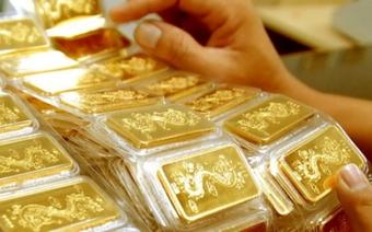 Giá vàng trong nước tiếp tục nới rộng khoảng cách với vàng thế giới