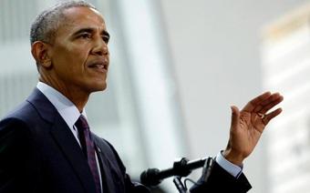 """Ông Obama """"trở lại chính trường"""""""