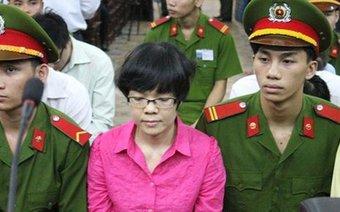 'Qua mặt' 10 sếp ngân hàng, Huỳnh Thị Huyền Như ẵm 200 tỷ