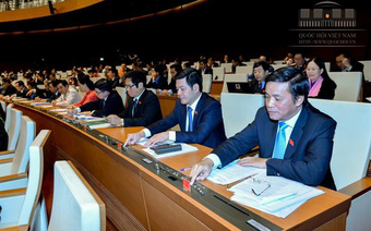Quốc hội yêu cầu xử lý nghiêm các hành vi trốn thuế, gian lận thương mại