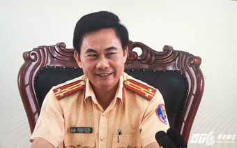Thượng tá Võ Đình Thường: 'Hơn 100 cuộc điện thoại gọi đến mỗi ngày hậm hực với tôi'