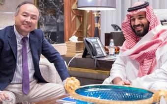 Không chỉ đồng ý bơm 45 tỷ USD trong 45 phút, Thái tử Ả rập sẽ biến giấc mơ của Masayoshi Son thành hiện thực?