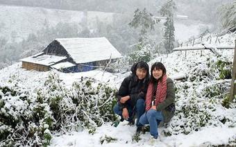 Khi nào Sa Pa, Mẫu Sơn có băng giá, tuyết rơi