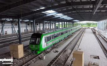 Xin lùi thời điểm khai thác đường sắt Cát Linh-Hà Đông gần 1 năm