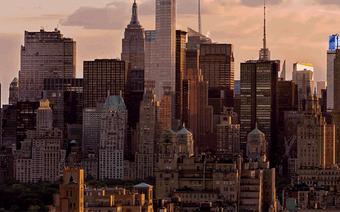 Ngắm thành phố New York như chưa từng thấy trước đây qua video timelapse, nơi màn đêm và bình minh trộn lẫn vào nhau
