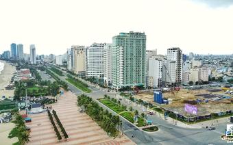 Đà Nẵng đầu tư 10 triệu USD cải tạo nút giao thông phía tây cầu Rồng