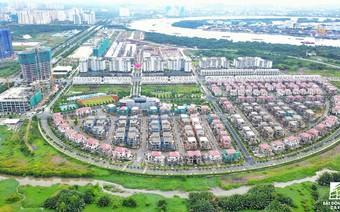 Dự án khu đô thị lớn nhất tại Thủ Thiêm hiện nay ra sao?