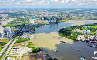 Bộ GTVT lo ngại tính khả thi của dự án Đại lộ ven sông Sài Gòn, phải đấu thầu lựa chọn nhà đầu tư